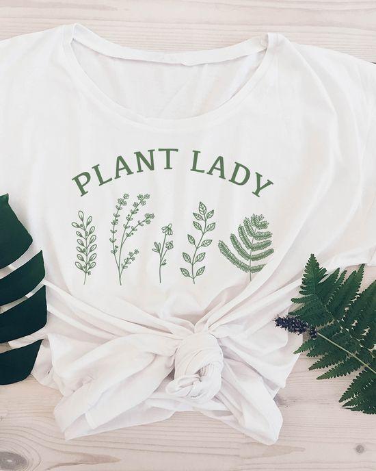 10 t-shirt botânica