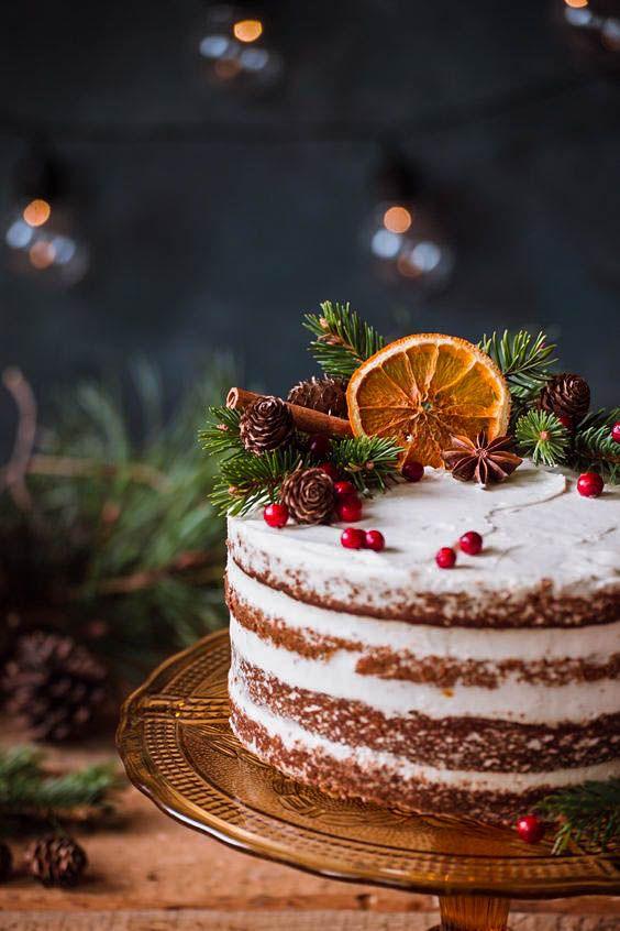 21 bolos natalinos