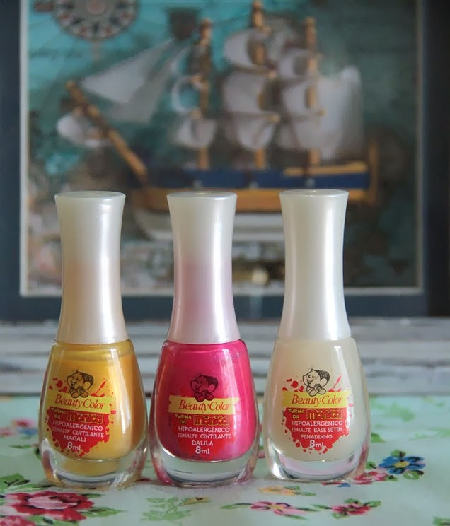 Beauty Color lança primeira coleção de esmaltes hipoalergênicos