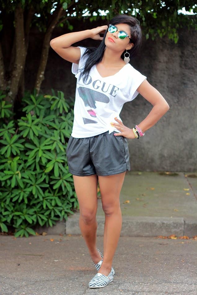 Look T-shirt e Short