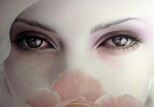 eyes,pink,rose,woman,illustration,beautifuleyes-d46a1f9c564e7161eddb268c955338ee_h