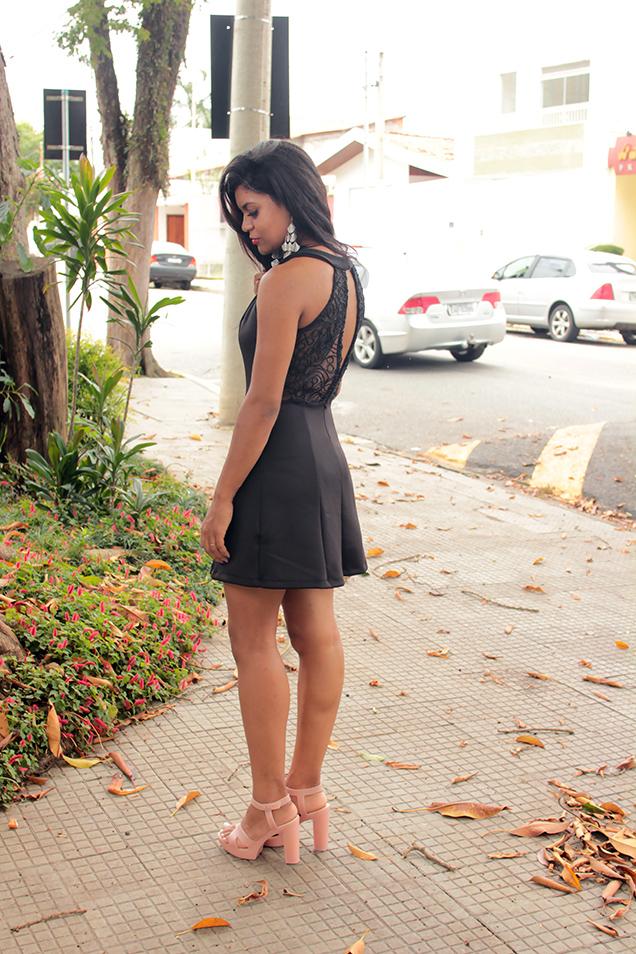 Vestido com Melissa Classic Lady