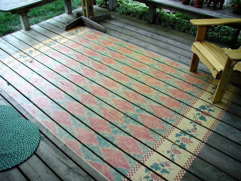 rug-stenciled-on-outdoor-deck-country-pattern-3