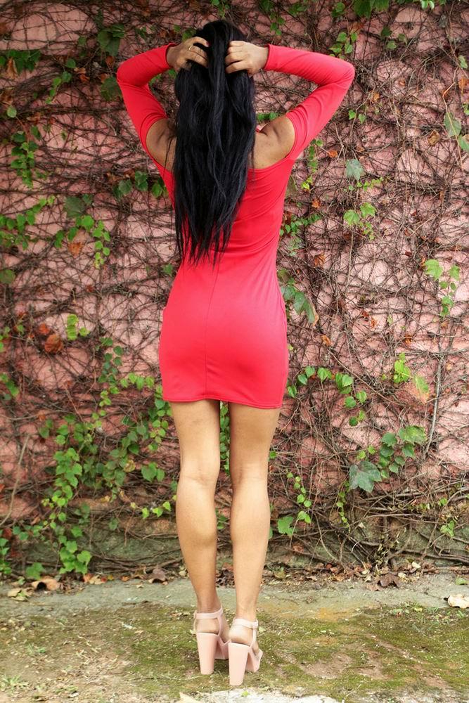 Red Dress/Vestido Vermelho