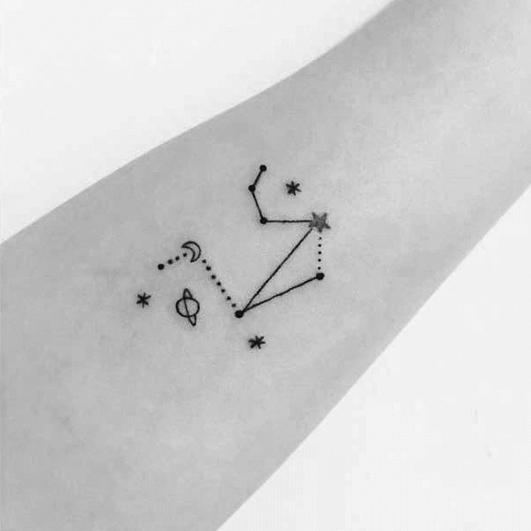 Constellation Tattoos