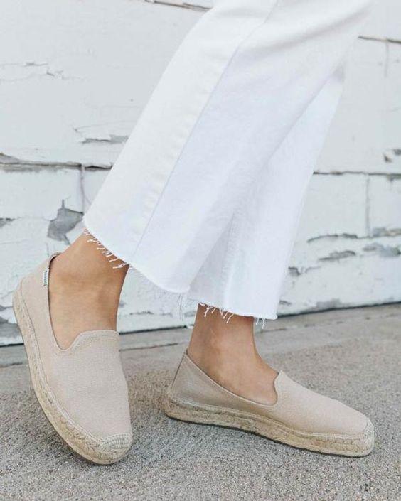 Alpargatas: tudo sobre esses lindos sapatos da moda