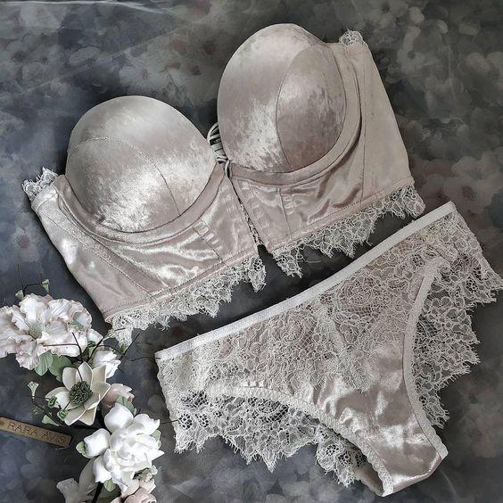 Lingerie femininas confortáveis e sensuais