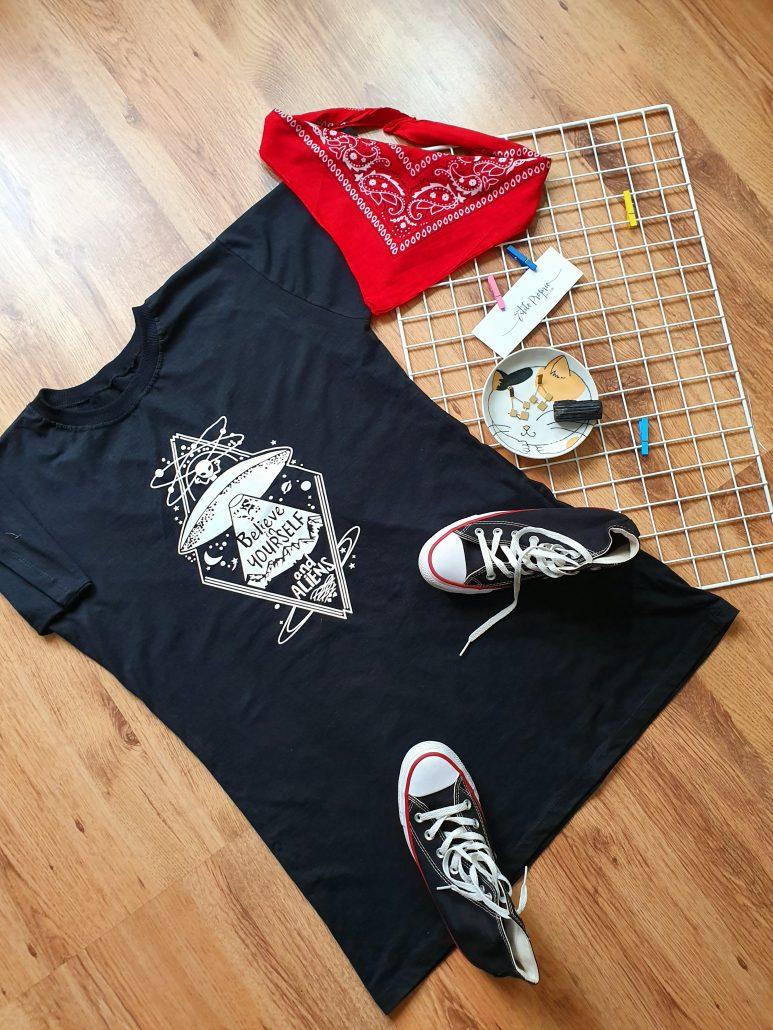 Camiseta Tumblr