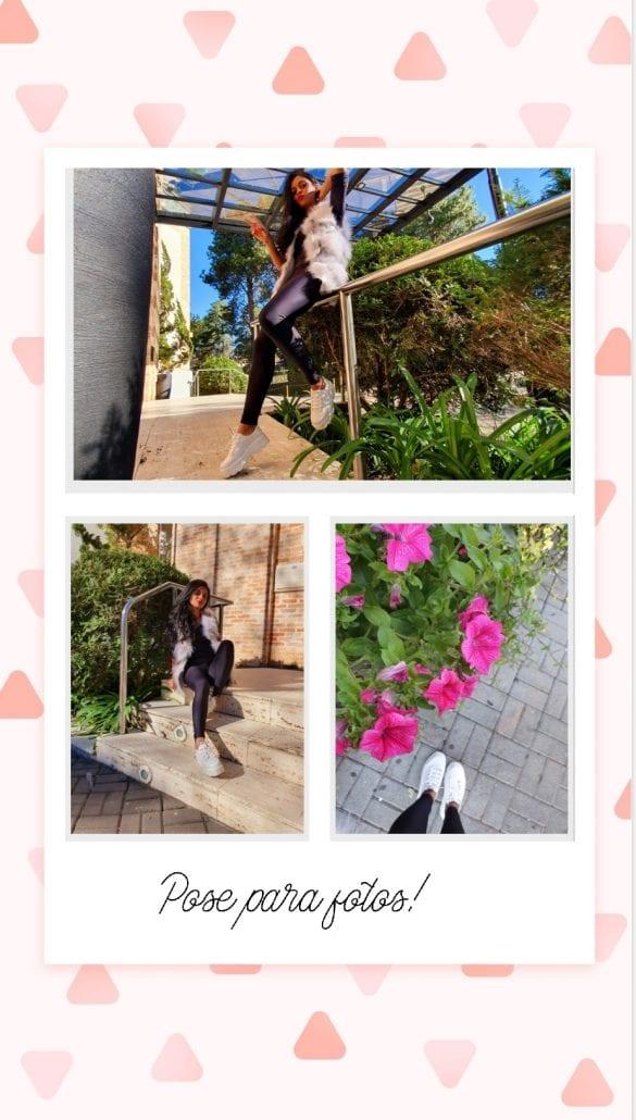 Blogueira de Moda Instagram