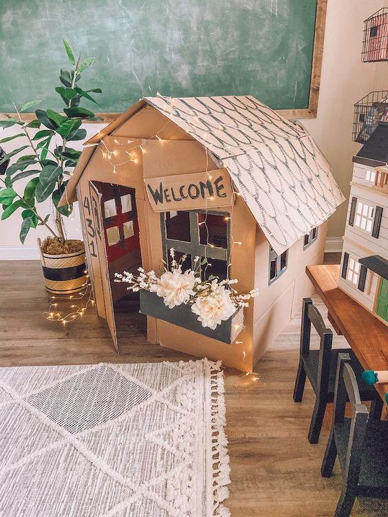 10 criatividades para fazer em casa