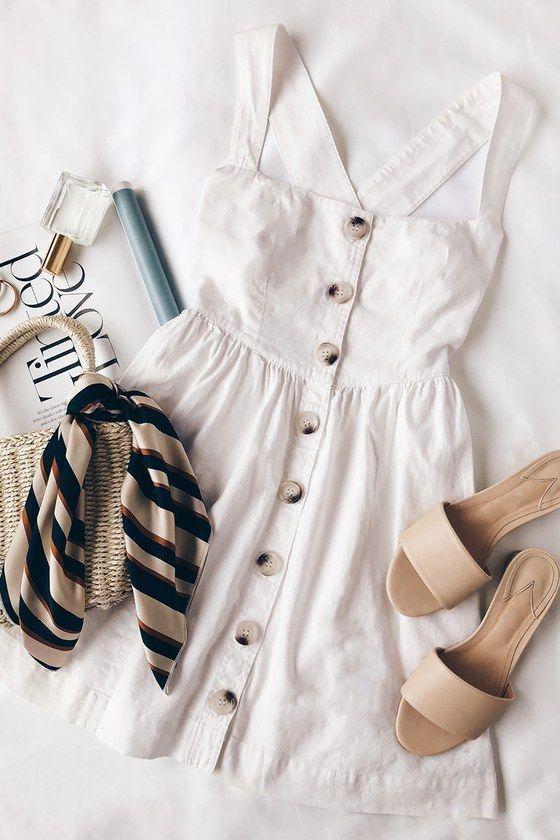 3 peças de roupas que não pode faltar no verão