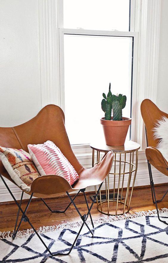 23 ideias para usar Cadeira Borboleta