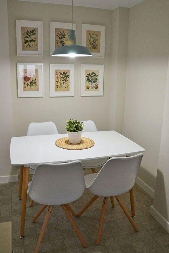 19 Mesa de Jantar na Sala