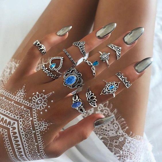 17 modelos de anéis para 2021