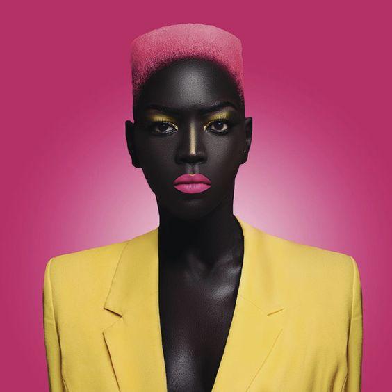 51 ideias de cabelo colorido