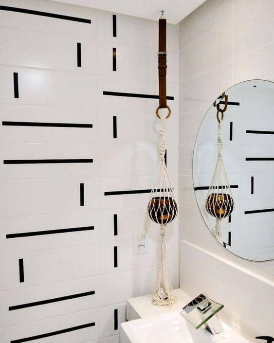 24 ideias de espelho no banheiro