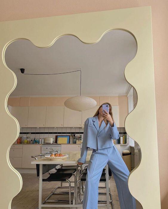 2 Espelhos Diferentes