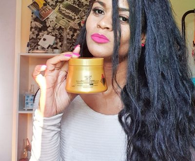 Mythic Oil Mascara Resenha
