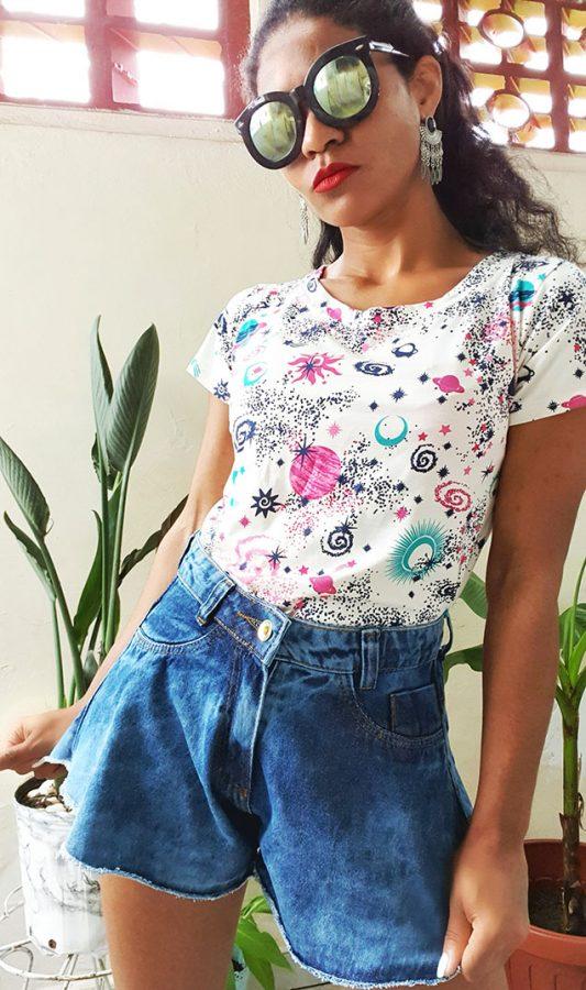 3 ideias de look com camisetas